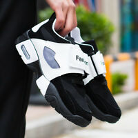 Men's Breathable Fashion Basketball Sneakers Outdoor Casual Running Sports Shoes