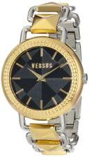 Versus by Versace Women's SOA050014 Coconut Grove Analog Display Gold Watch