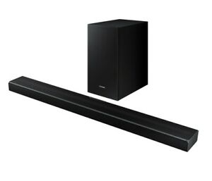 Samsung HW-Q6CT 5.1 Channel Soundbar with 3D Surround Sound and Acoustic Beam