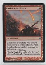 2010 Magic: The Gathering - Rise of the Eldrazi #161 Raid Bombardment Card 0b5