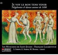 Les Musiciens de Sai - Je Voy Le Bon Tens Venir [New CD] Digipack Packag
