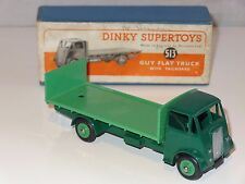 dinky GUY FLAT TRUCK WITH TAILBOARD  - 513