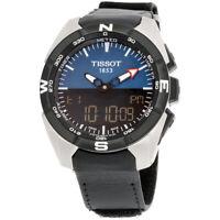 Tissot T-Touch Expert Solar Quartz Black Dial Men's Watch T0914204604100