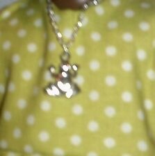 """14.5"""" Doll Clothes-fit American Girl-Wellie Wishers- Necklace- Frog"""