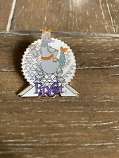 Disney World Figment Epcot Spaceship Earth Pin - Retired Pins
