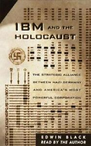 NEW IBM and the HOLOCAUST Edwin Black 4 AUDIO CASSETTES