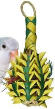 03364 Small Pineapple Bird Toy Cage Toys Cages Foraging Chew Shredder Cockatiel