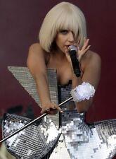 Lady Gaga UNSIGNED photo - P1561 - Dance in the Dark & Boys, Boys, Boys