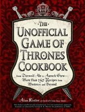 The Unofficial Game of Thrones Cookbook: From Direwolf Ale to Auroch-ExLibrary