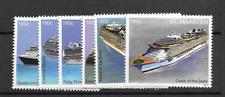 2013 MNH Sint Maarten NVPH 142-3, 148-9, 162-3