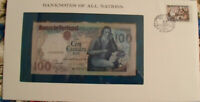 Banknotes of All Nations Portugal 100 Escudo 1980 P 178a 2 UNC Prefix FH Borges
