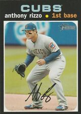 CHICAGO CUBS 2015-16-17-18-19-20 TOPPS HERITAGE ****FREE SHIPPING****