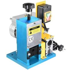 Powered Electric Wire Stripping Machine Metal Cable Stripper Scrap Recycle Tool