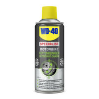 37040219 WD-40 PULITORE DETERGENTE CATENE SPRAY MOTO 400 ml