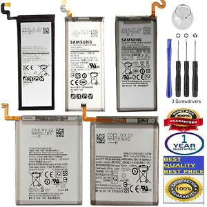 OEM SPEC Battery Replacement For Samsung Galaxy Original Note 1 2 3 4 5 7 8 9 10