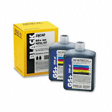 Kodak ENCAD GS+ INK REFILL KIT Black Schwarz (220015-00) ideal für Novajet, océ…