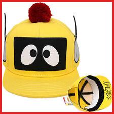 Yo Gabba Gabba Plex Flat Bill Cap Hat (Adjustable Hat for Teen Adults)