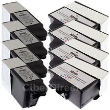 8 compatible KODAK EASY SHARE Number 10 ink cartridges