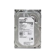 """Seagate 4TB SSD SSHD 3.5"""" Desktop Hybrid SATA3 64MB Hard Drive ST4000DX001"""