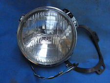 "JAGUAR DAIMLER 5.75"" INNER HEADLAMP ASSEMBLY FITS XJ12 SERIES 1 C38282"