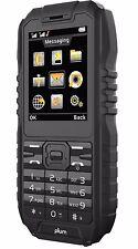 Plum Ram 4 Rugged Phone Unlocked GSM IP68 Water Shock Proof Tmobile ATT  E400BLK