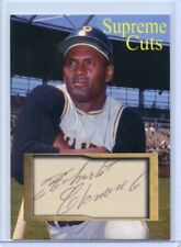 ROBERTO CLEMENTE - PITTSBURGH PIRATES - HALL OF FAME LEGENDS - FREE SHIPPING