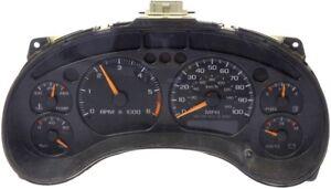 Instrument Cluster Dorman 599-358 fits 01-05 Chevrolet Blazer