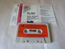 BILL HALEY & THE COMETS  - K7 audio / Audio tape !!! ROCK AROUND !! FRENCH PRESS