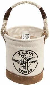 Mini Leather-Bottom Bucket Klein Tools 5104MINI