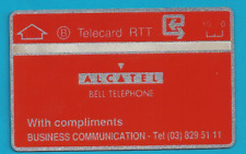 "Belgien -  ALCATEL - BELL TELEPHONE - ""Buisness Communication"" ohne NR. !!!!"
