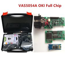 VAS 5054A OKI Chip Diagnose ODIS V4.1.3 Bluetooth Audi,VW, Seat FULL CHIP OBD
