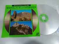 Meraviglie Natura de Spagna Parchi Nazionali I - Laserdisc Ld - 2T