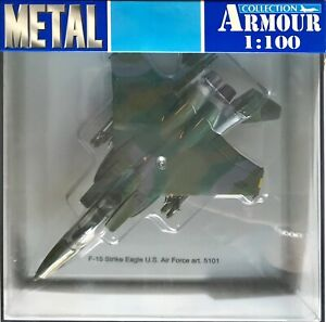 Armour Collection 5101 F-15 Strike Eagle US Air Force