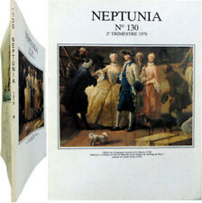 Neptunia n°130 1978 Marine Berg-op-Zoom prince de Joinville uniformologie