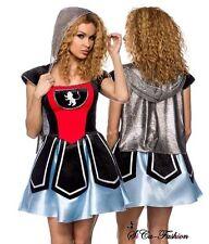 Damen-Komplett-Kostüme aus Polyester mit Mittelalter- & Gotik-Thema