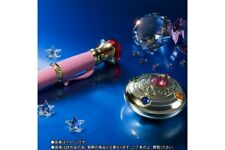 Sailor Moon Proplica Henshin Brooch And Hensou Pen Set Bandai Limited
