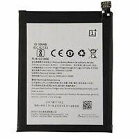 Batteria bulk originale Li-Ion OnePlus 3000mAh 11.40Wh per One Plus 3 BLP613