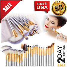 24 PC Morphe Professional Cosmetic Makeup Brush Set Eyeshadow Foundation Brushes