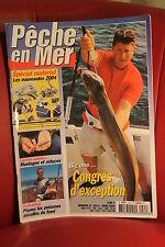 PECHE EN MER N° 224 MARS 2004  Toutes les techniques de  pêches en eau salée
