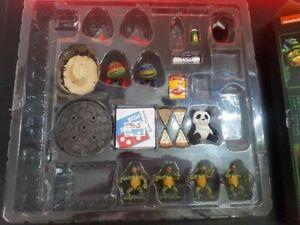NECA Teenage Mutant Ninja Turtles Accessory Pack Parts