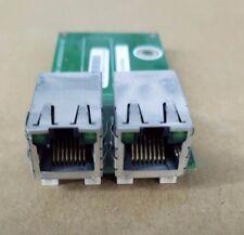 HP 2510-24 ProCurve Switch 2-port 1000Mbps addon card J9019B MINT TESTED PCB OEM