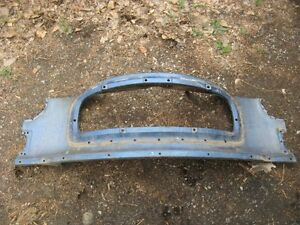 1950 Nash Statesman Super grille surround, very, very good condition, NO RUST !!