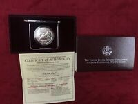 CB1116) USA 1995 United States Mint U.S. Olympic Coins of the Atlanta Centennial