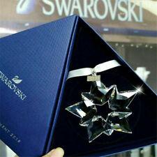 Swarovski Crystal Snowflake Annual Edition Large Christmas Ornament 5427990
