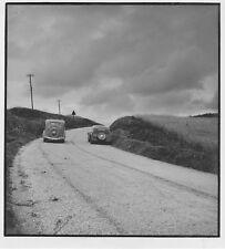 c1935 anonyme automobile voiture tirage argentique vintage print BRIVE CORREZE