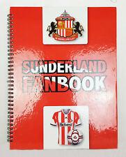 Sunderland AFC Football Notepad A5 Hardback Notebook Fanbook Stationery