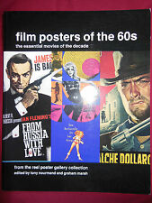 FILM POSTERS OF THE 60s - The essential movies of the decade Tony NOURMAND 1997