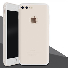 Ultra Thin Slim Silicone TPU Soft Case Cover For iPhone 7 / 8 and 7 / 8 Plus