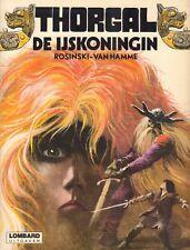 THORGAL 01 - DE IJSKONINGIN - Rosinski - van Hamme