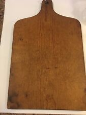 Early Amana Colony Bread Board Cutting Board Iowa Germany